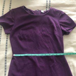 Old Navy, Ponte-Knit Knee-Length Sheath Dress